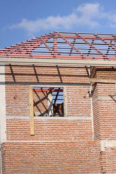 Free Brick Fof Construction Royalty Free Stock Photos - 20290298