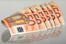 Free Euro Banknotes Stock Images - 20290314