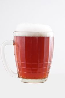 Free Beer Mug Royalty Free Stock Photos - 20290568