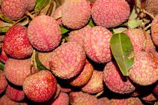 Free Lychee Royalty Free Stock Photos - 20290668
