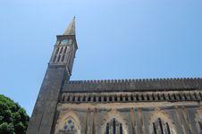 Free Christ Church In Stone Town, Zanzibar Royalty Free Stock Image - 20290716