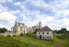 Free Classical Style Castle Panorama Stock Photos - 20291243