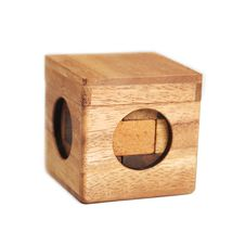 Free Wooden Cube Puzzle Stock Photography - 20291512