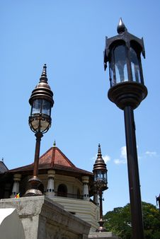 Free Temple Of Tooth Relic Royalty Free Stock Image - 20292186