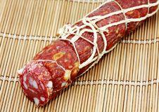 Free Sausage Salami Stock Photo - 20292540