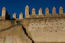 Free Medina Walls In Fez Royalty Free Stock Photography - 20293727