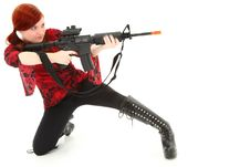 Free Pellet Air Rifle Stock Photography - 20294242