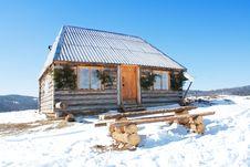 Free Wooden Hut Stock Photo - 20294300