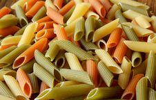 Free Penne Rigate Royalty Free Stock Image - 20294516