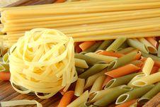 Free Raw Pasta Stock Photos - 20294533