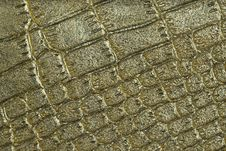 Free Green Texture (crocodile Patterns) Stock Images - 20294684