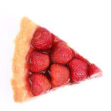 Free Strawberry Tart Stock Photography - 20294842