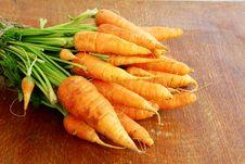 Free Fresh Organic Carrots Stock Photos - 20294973