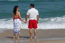 Free Lovely Romantic Couple Royalty Free Stock Photos - 20295268