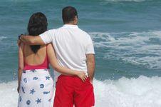 Free Lovely Romantic Couple Stock Image - 20295281