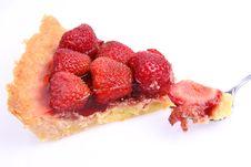 Free Strawberry Tart Stock Photos - 20295313