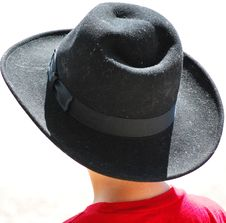Free Young Cowboy. Royalty Free Stock Image - 20295316
