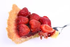 Free Strawberry Tart Royalty Free Stock Images - 20295399