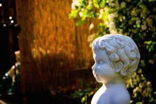 Garden Ornament Stock Image