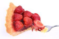 Free Strawberry Tart Stock Photo - 20295450