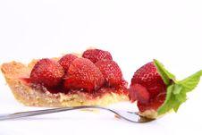 Free Strawberry Tart Royalty Free Stock Image - 20295526