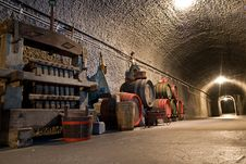 Free Old Vine Cellar Stock Photo - 20295740