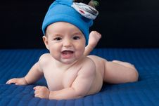 Free Closeup Portrait Of Cute Smiling Baby Boy Royalty Free Stock Photo - 20295765