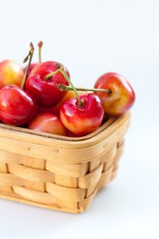 Free Cherries Royalty Free Stock Image - 20295886