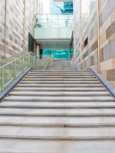 Free Stairs Royalty Free Stock Photos - 20295978