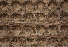 Free Old Wooden Background Royalty Free Stock Photography - 20296037
