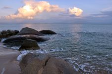 Free Rocky Sea Coast Stock Photos - 20296603
