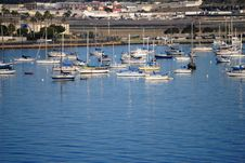 Free San Diego Harbor Royalty Free Stock Image - 20296736