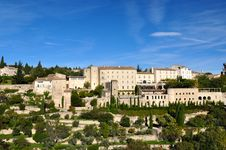 Free French Village Of Gordes Royalty Free Stock Photos - 20296958