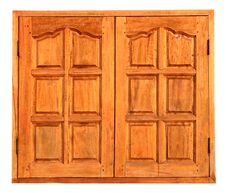 Free Wood Windows Stock Photography - 20297092