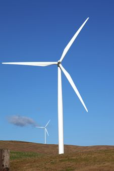 Free Wind Energy Technologies. Stock Photos - 20297393