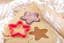 Free Christmas Cookies Stock Photo - 20298220
