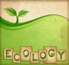 Free Ecology Background Royalty Free Stock Photos - 20298888