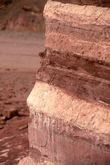 Free Travel In Arava Desert Stock Images - 20299124