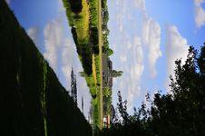 Free River In Keukenhof Stock Photography - 20299252