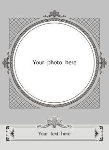 Free Vector Decorative Frame Stock Photos - 20299343