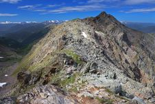 Free Varadega Peak Royalty Free Stock Photography - 20299657