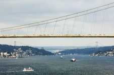 Free Bosporus, Istanbul -Turkey Stock Photography - 20299902