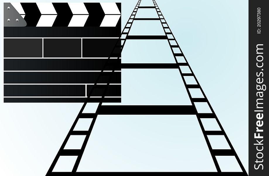 Film and slapstick film