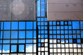 Free Reflections In Blue Windows Stock Photos - 2031733