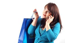 Free Shopping 14 Royalty Free Stock Photography - 2030337