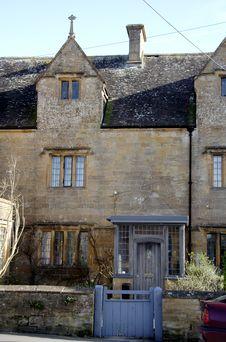 Free English Village House Royalty Free Stock Photo - 2030855