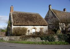 Free Thatched Medieval House Stock Photo - 2030860