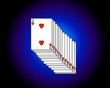 Free Poker 17 Royalty Free Stock Photo - 2031045