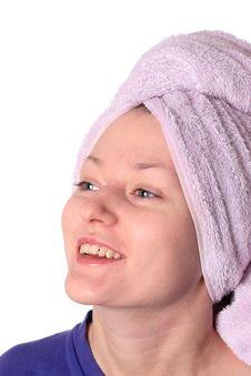 Free Smiling Girl Royalty Free Stock Photos - 2031558