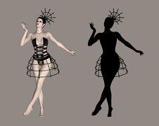 Free Ballerina Stock Photos - 2031713